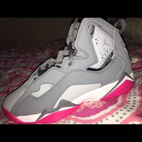 Jordan Shoes True Flight Girls School Grades Poshmark